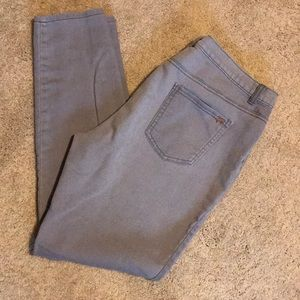 Juicy Couture Gray Jeans 👖 Size 14